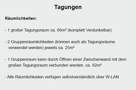 Geschäftsessen für  Heiligkreuzsteinach